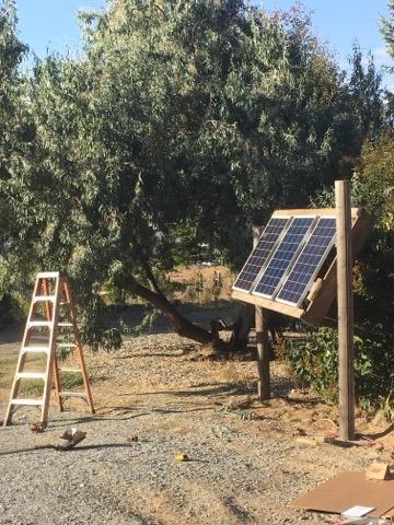 Finished solar